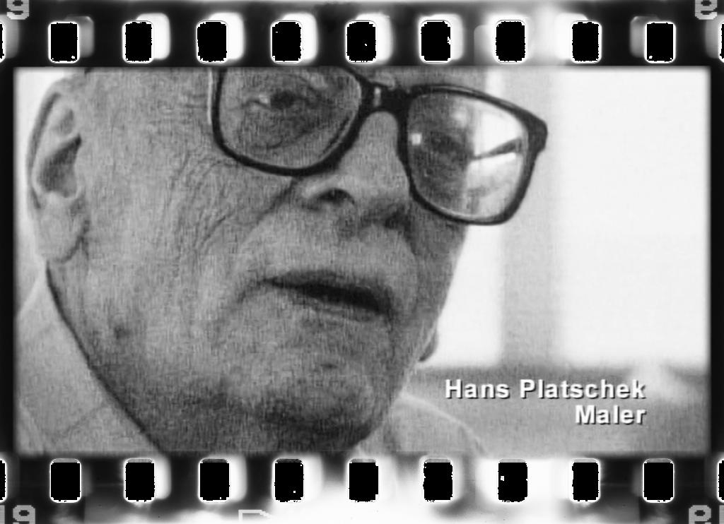 Hans Platschek, Maler