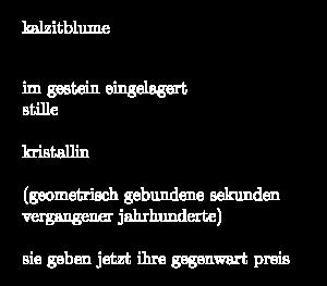 Nachtkarst Gedicht 7
